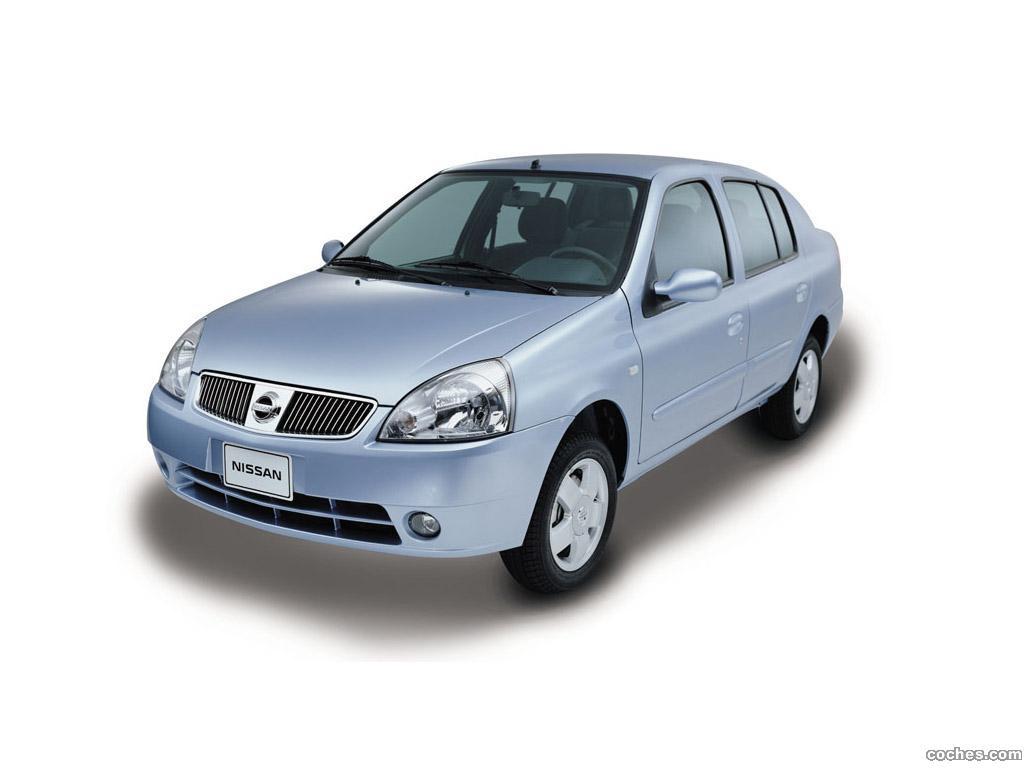 Foto 0 de Nissan Platina 2008