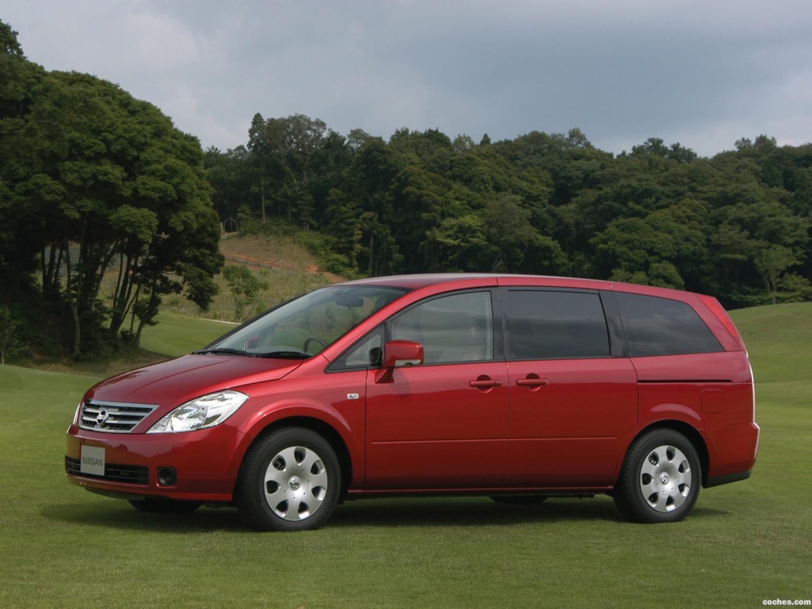 Foto 0 de Nissan Presage 2003