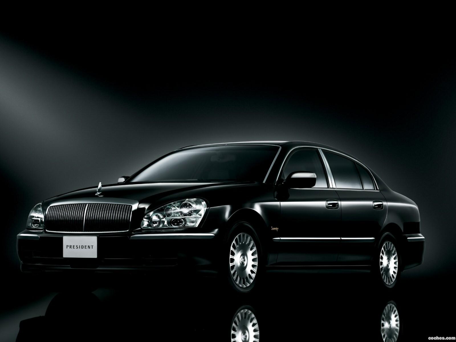 Foto 0 de Nissan President 2002