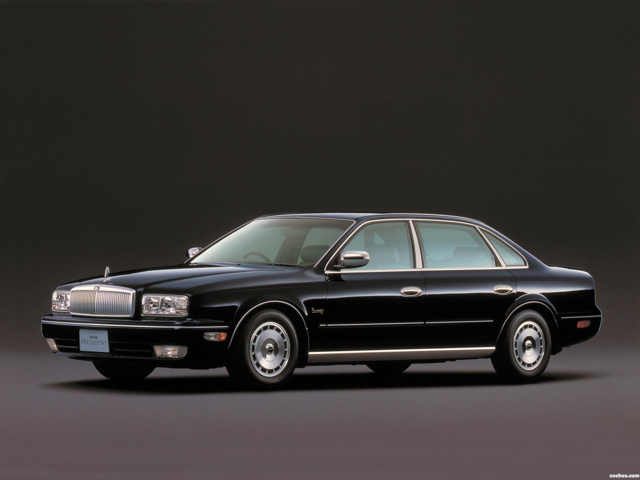Foto 0 de Nissan President HG50 1990