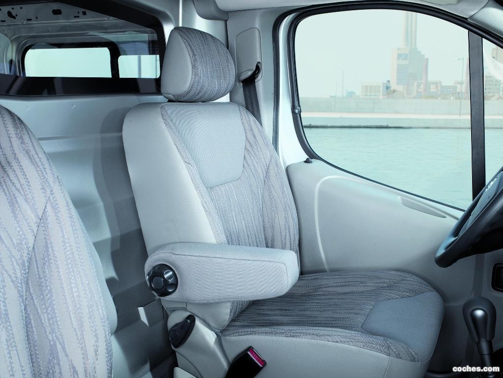Foto 6 de Nissan Primastar Combi 2012