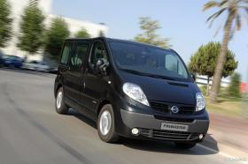 Ver foto 3 de Nissan Primastar Combi 2012