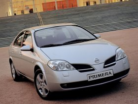Ver foto 8 de Nissan Primera 2002