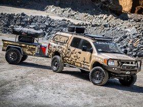 Ver foto 3 de Nissan Project Titan 2014