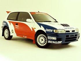Fotos de Nissan Pulsar GTI-RB RNN14 1990