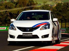 Ver foto 2 de Nissan Pulsar SSS Heritage Edition 2014