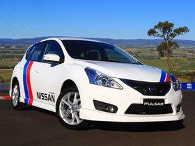 Ver foto 1 de Nissan Pulsar SSS Heritage Edition 2014
