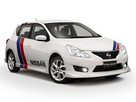 Ver foto 10 de Nissan Pulsar SSS Heritage Edition 2014