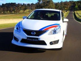 Ver foto 7 de Nissan Pulsar SSS Heritage Edition 2014
