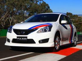 Ver foto 4 de Nissan Pulsar SSS Heritage Edition 2014