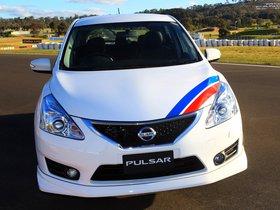 Ver foto 3 de Nissan Pulsar SSS Heritage Edition 2014