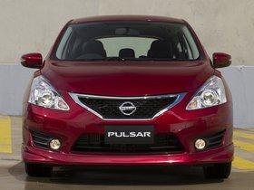 Ver foto 15 de Nissan Pulsar SSS 2013