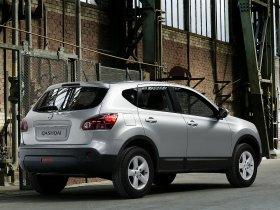Ver foto 8 de Nissan Qashqai 2007