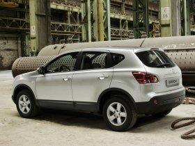 Ver foto 6 de Nissan Qashqai 2007
