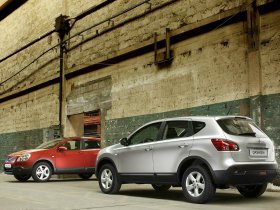 Ver foto 2 de Nissan Qashqai 2007
