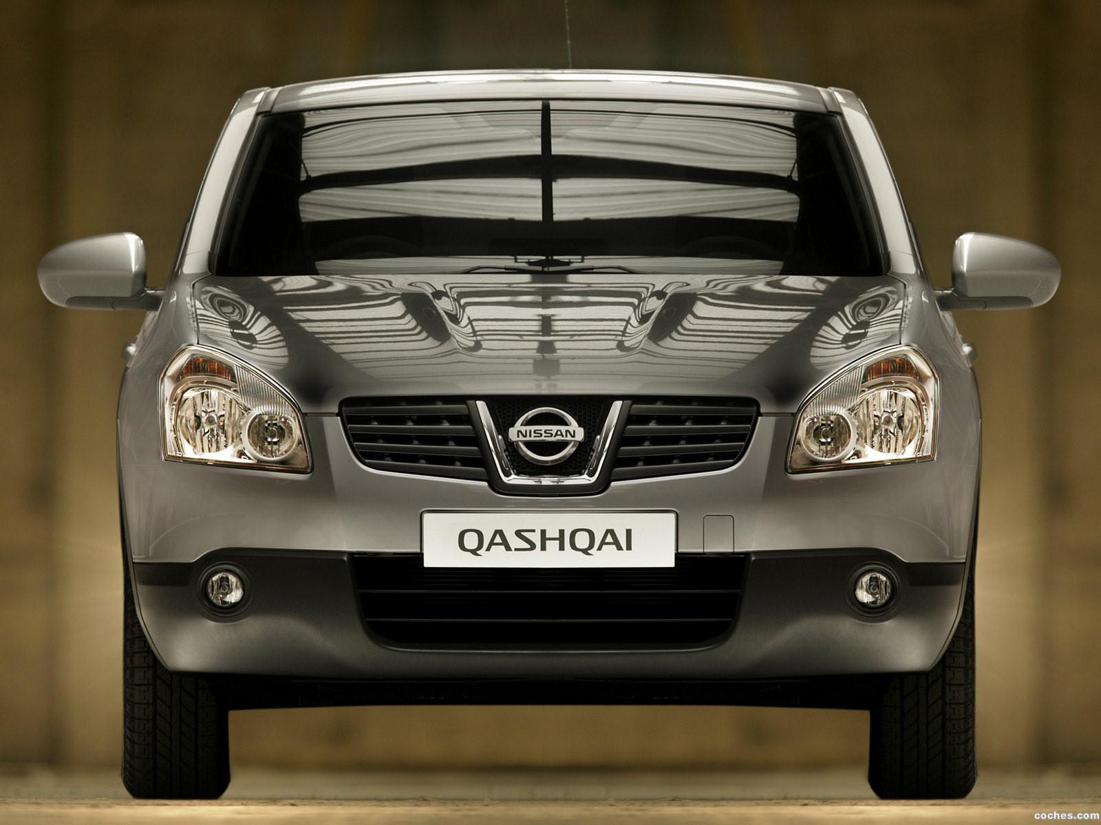 Foto 3 de Nissan Qashqai 2007