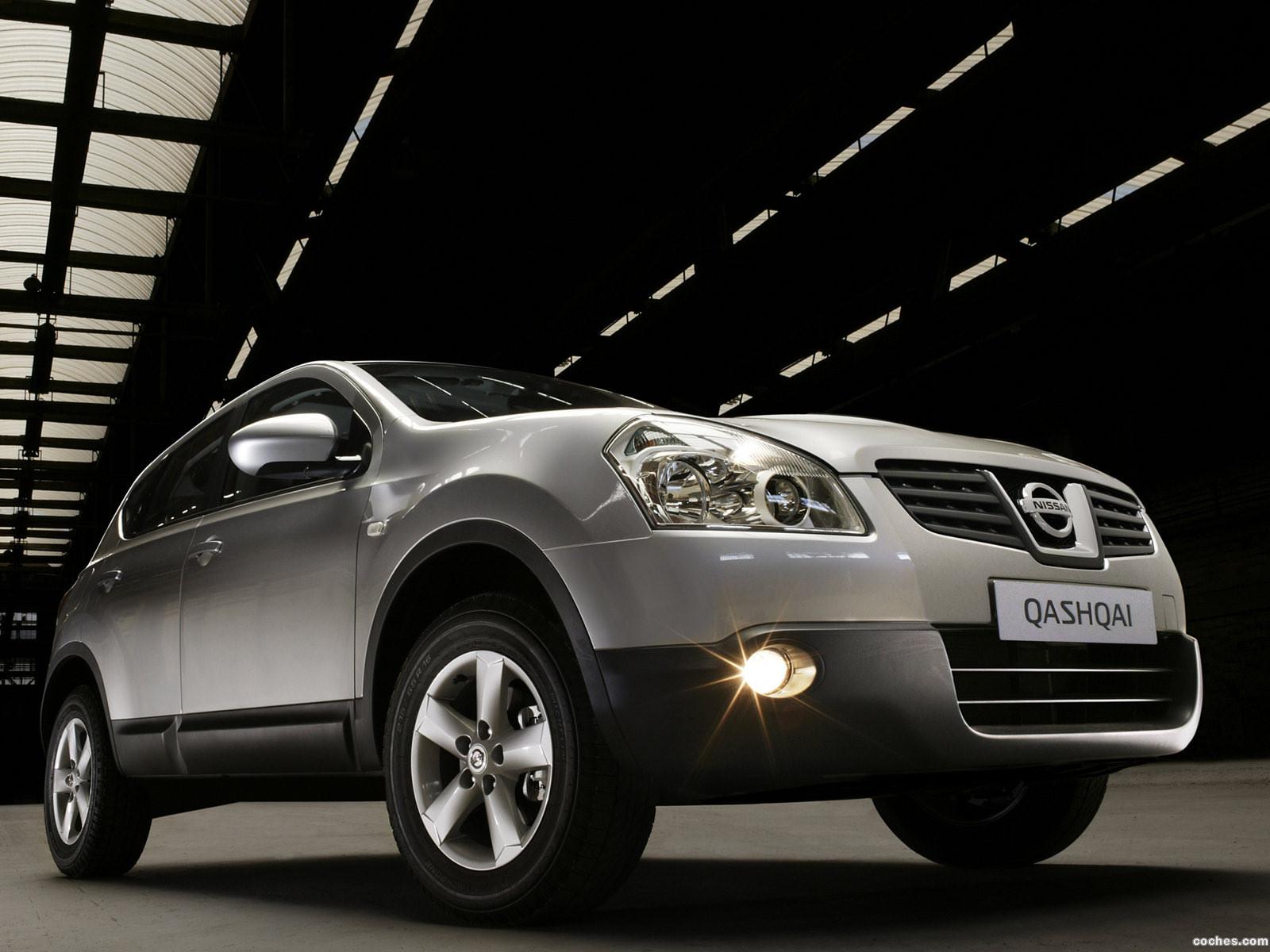 Foto 15 de Nissan Qashqai 2007