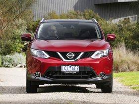 Ver foto 8 de Nissan Qashqai Australia 2014