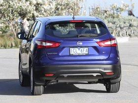 Ver foto 5 de Nissan Qashqai Australia 2014