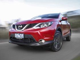 Ver foto 1 de Nissan Qashqai Australia 2014