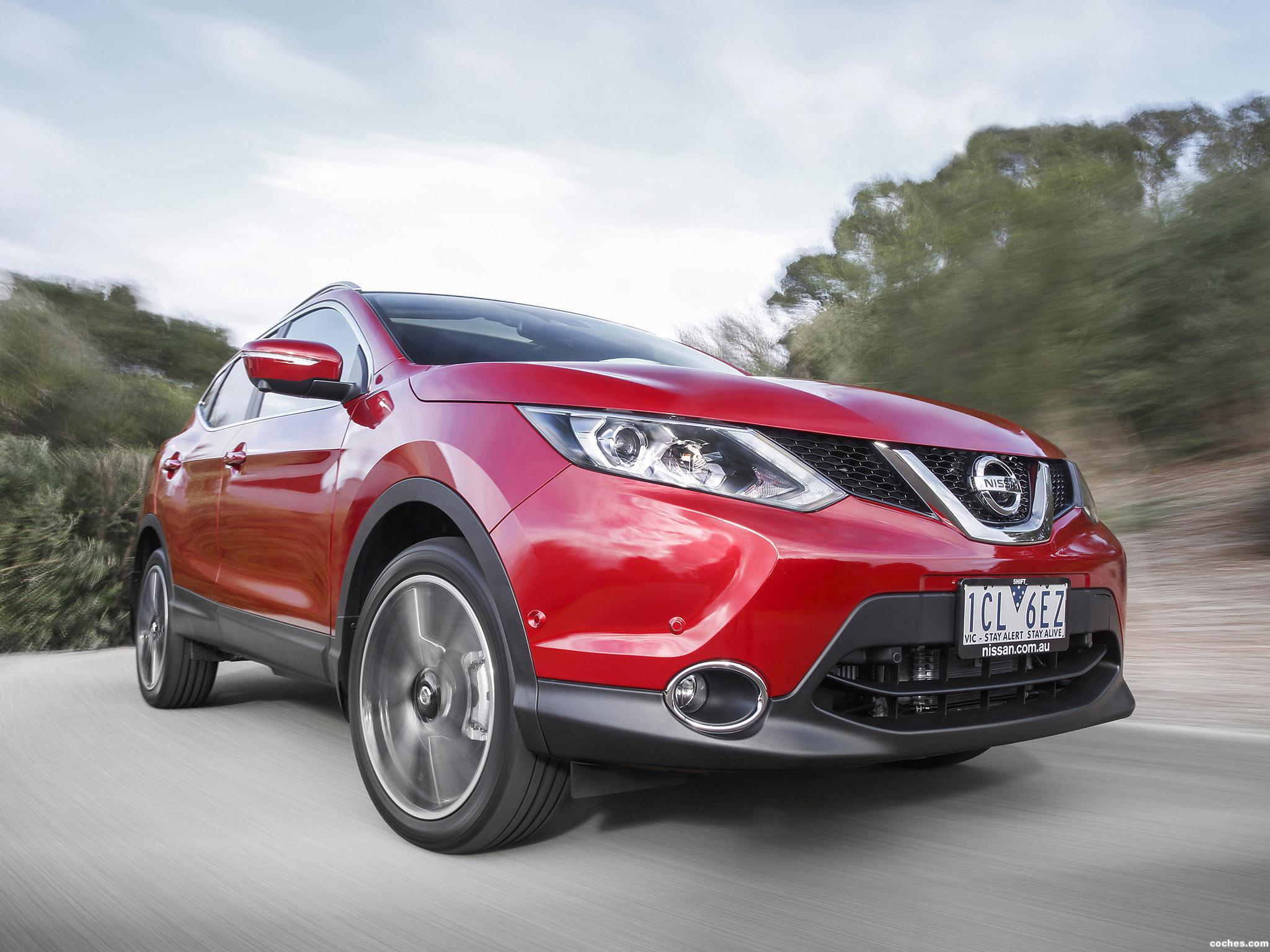 Foto 2 de Nissan Qashqai Australia 2014