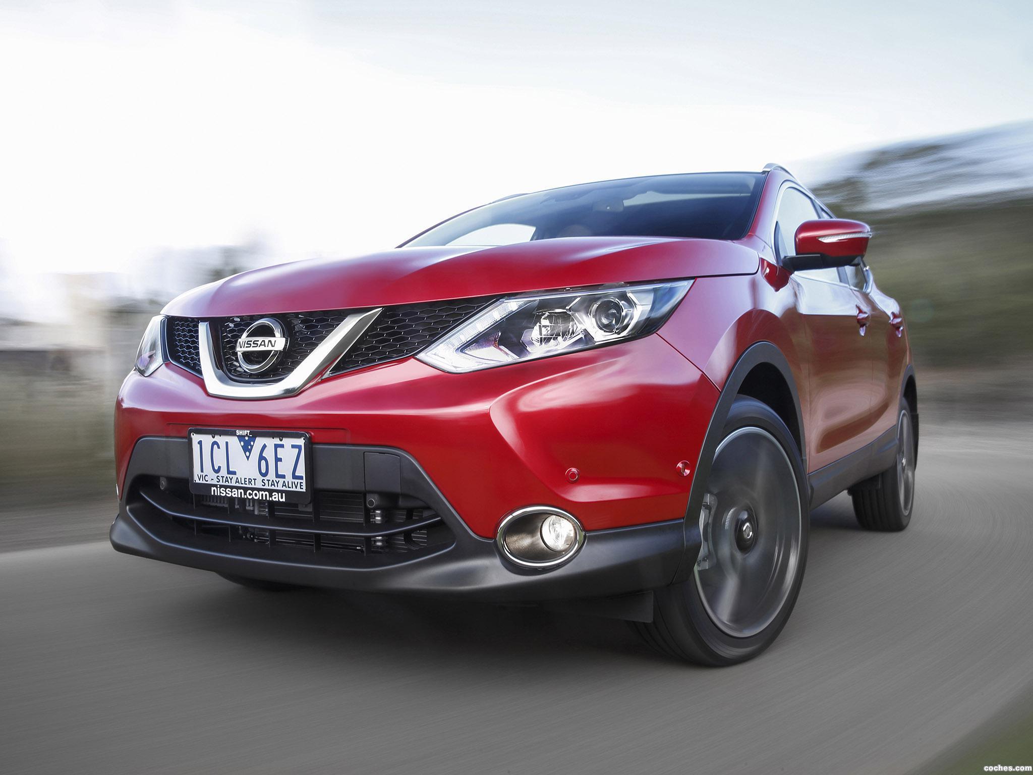 Foto 0 de Nissan Qashqai Australia 2014