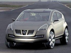 Ver foto 5 de Nissan Qashqai Concept 2004