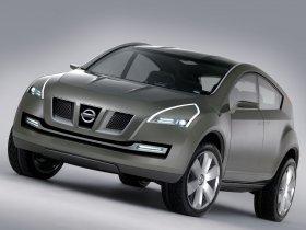 Ver foto 4 de Nissan Qashqai Concept 2004