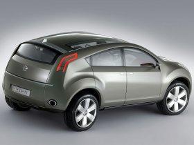 Ver foto 3 de Nissan Qashqai Concept 2004
