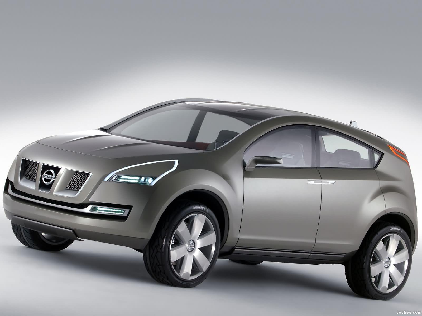 Foto 0 de Nissan Qashqai Concept 2004