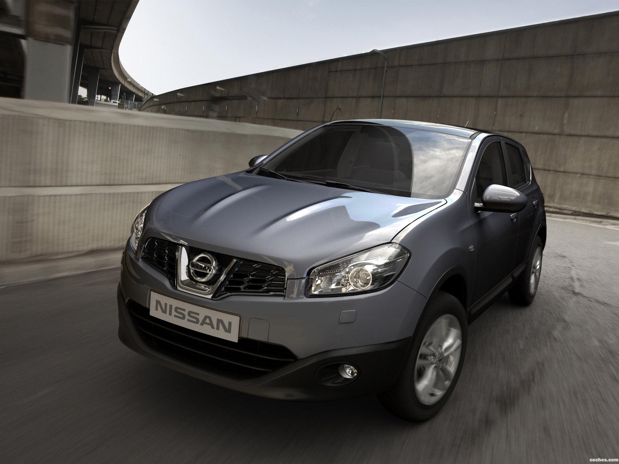 Foto 0 de Nissan Qashqai Facelift 2010