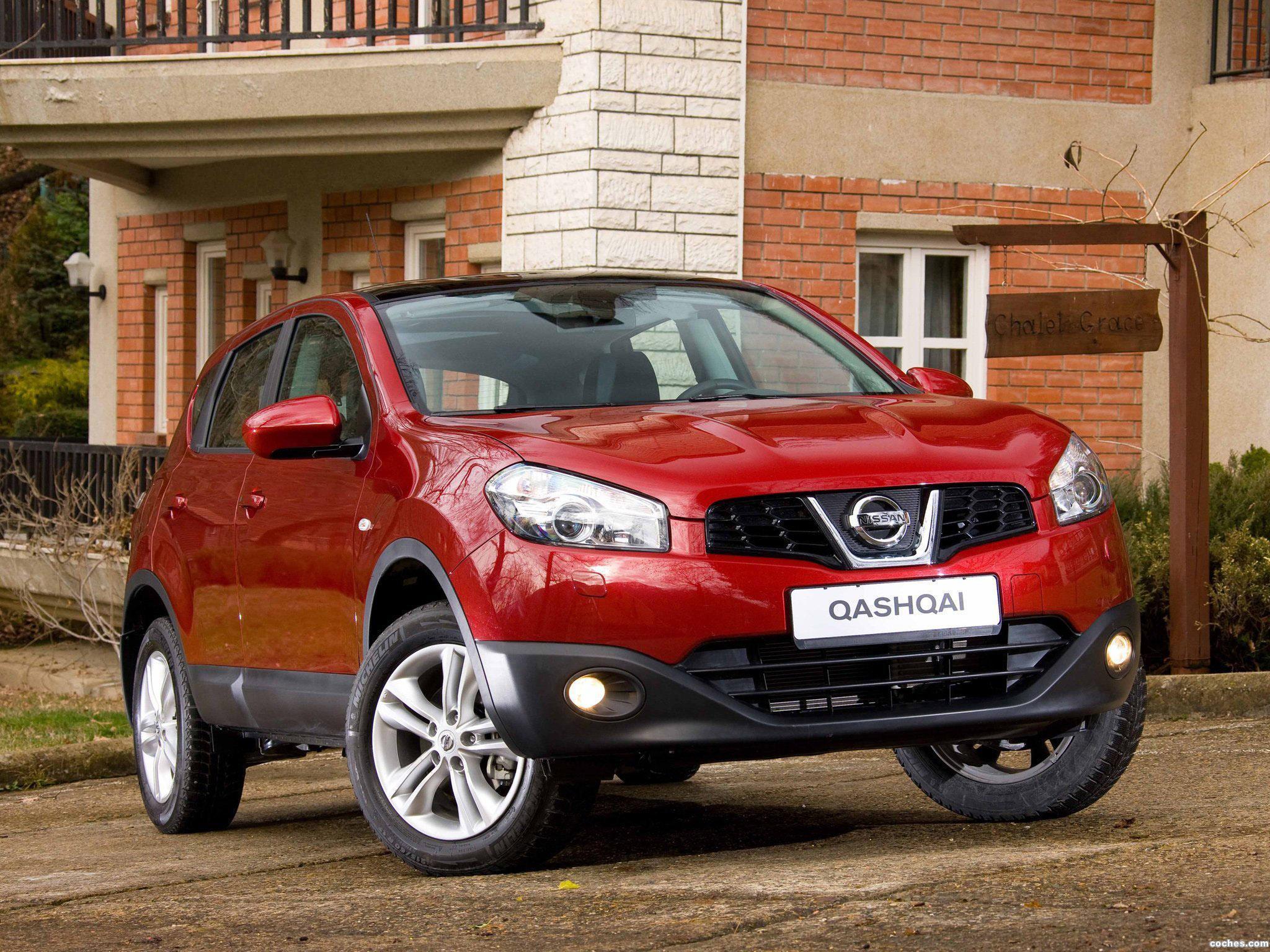Foto 0 de Nissan Qashqai +2 Facelift 2010