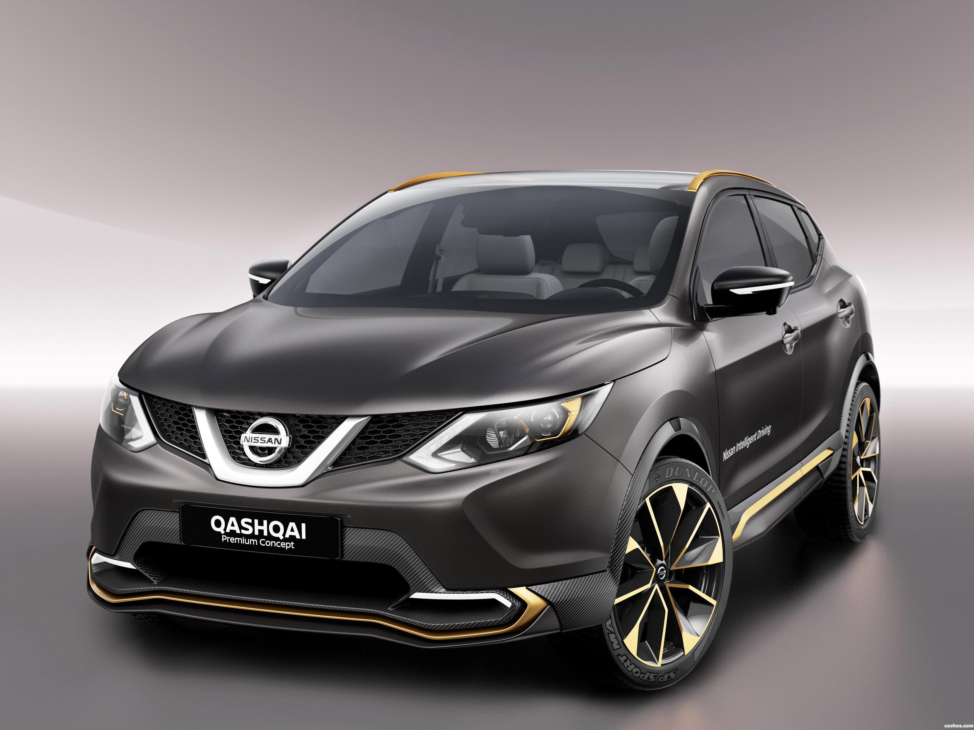 Foto 0 de Nissan Qashqai Premium Concept 2016