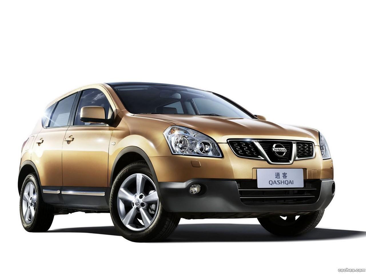 Foto 0 de Nissan Qashqai Xiaoke 2011