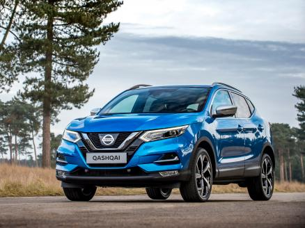Nissan Qashqai 1.5dci N-connecta Dct 4x2 85kw