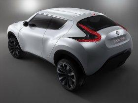 Ver foto 4 de Nissan Qazana Concept 2009