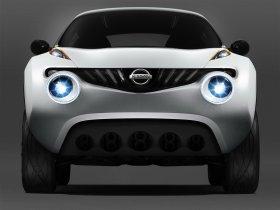 Ver foto 3 de Nissan Qazana Concept 2009