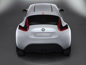 Ver foto 2 de Nissan Qazana Concept 2009