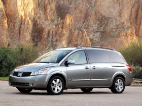 Ver foto 9 de Nissan Quest 2004