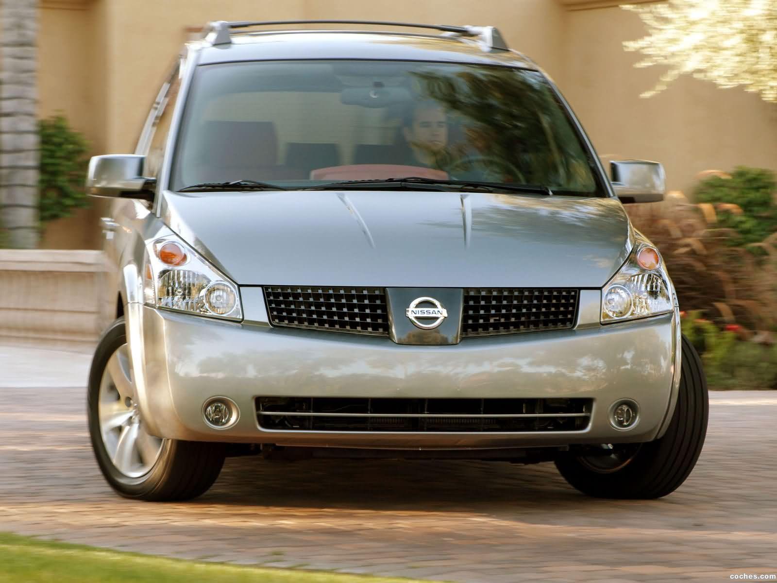 Foto 0 de Nissan Quest 2004