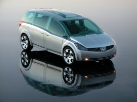 Ver foto 2 de Nissan Quest Concept 2002