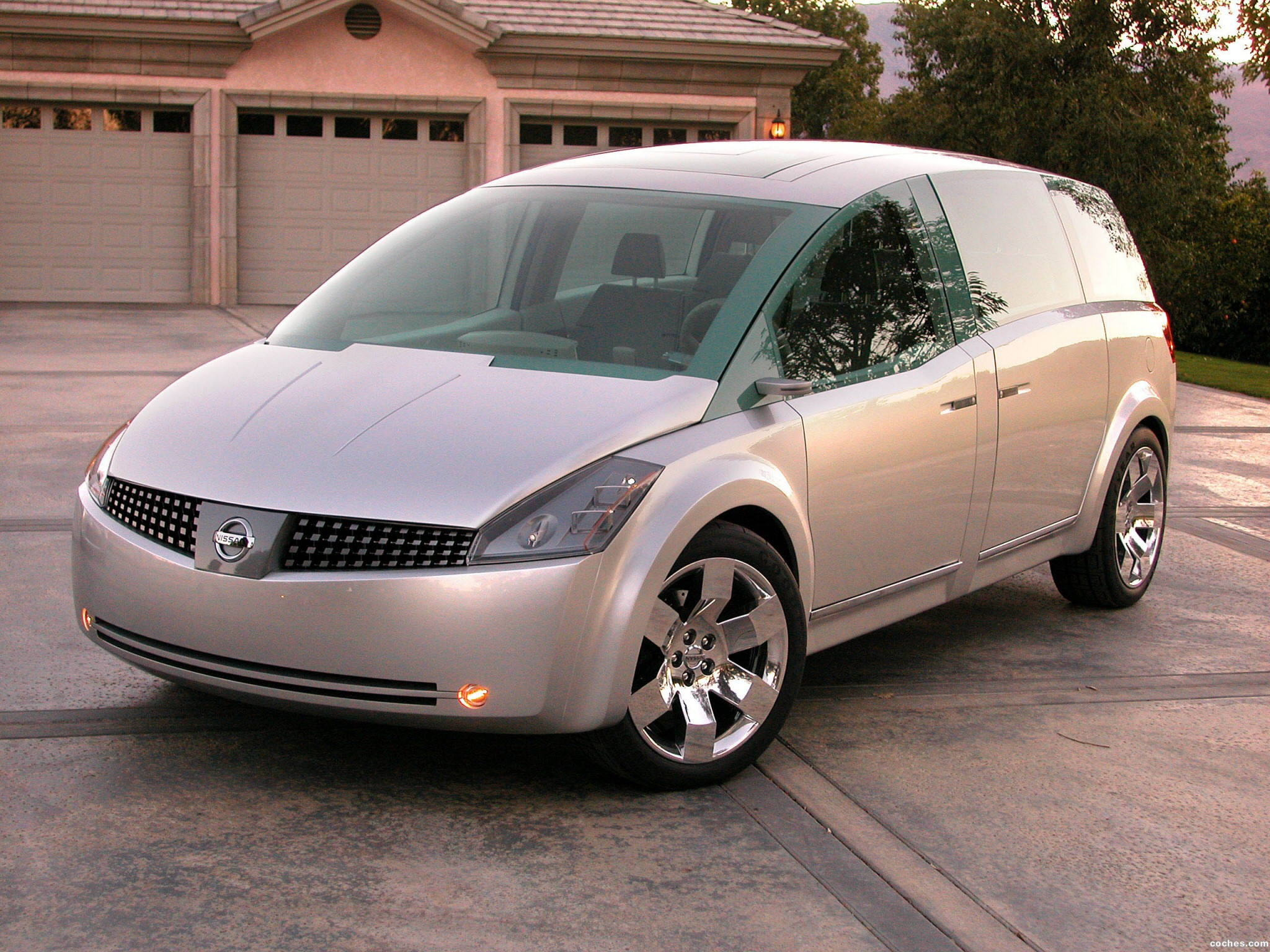 Foto 0 de Nissan Quest Concept 2002