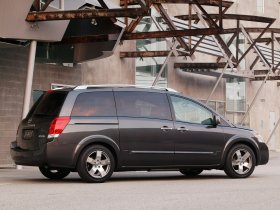 Ver foto 3 de Nissan Quest Facelift 2007