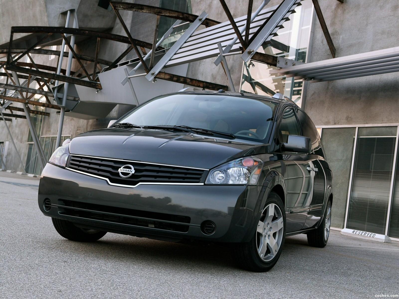 Foto 0 de Nissan Quest Facelift 2007
