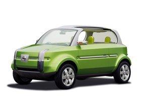 Ver foto 6 de Nissan Redigo Concept 2003