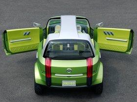 Ver foto 2 de Nissan Redigo Concept 2003