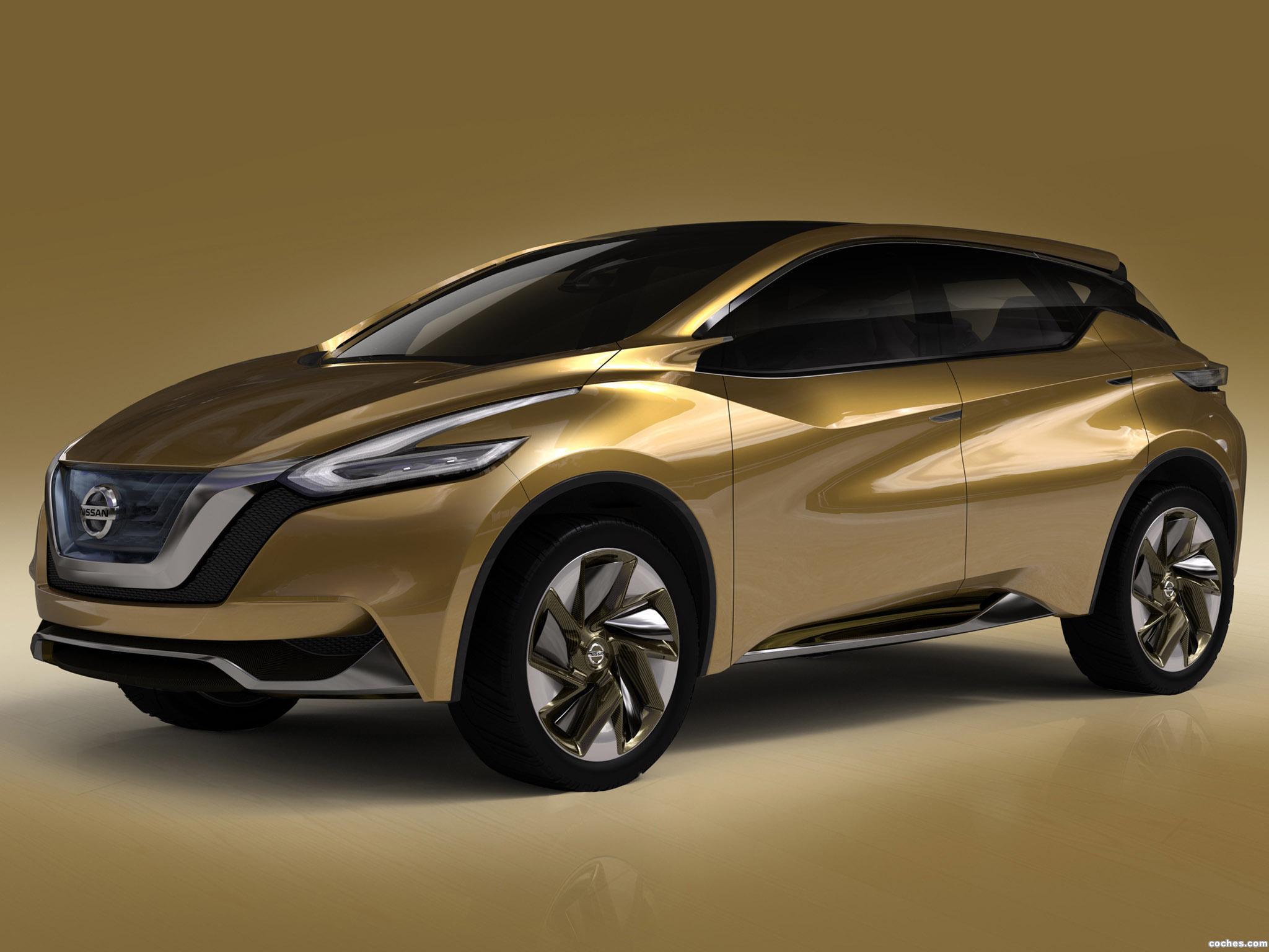 Foto 0 de Nissan Resonance Concept 2013