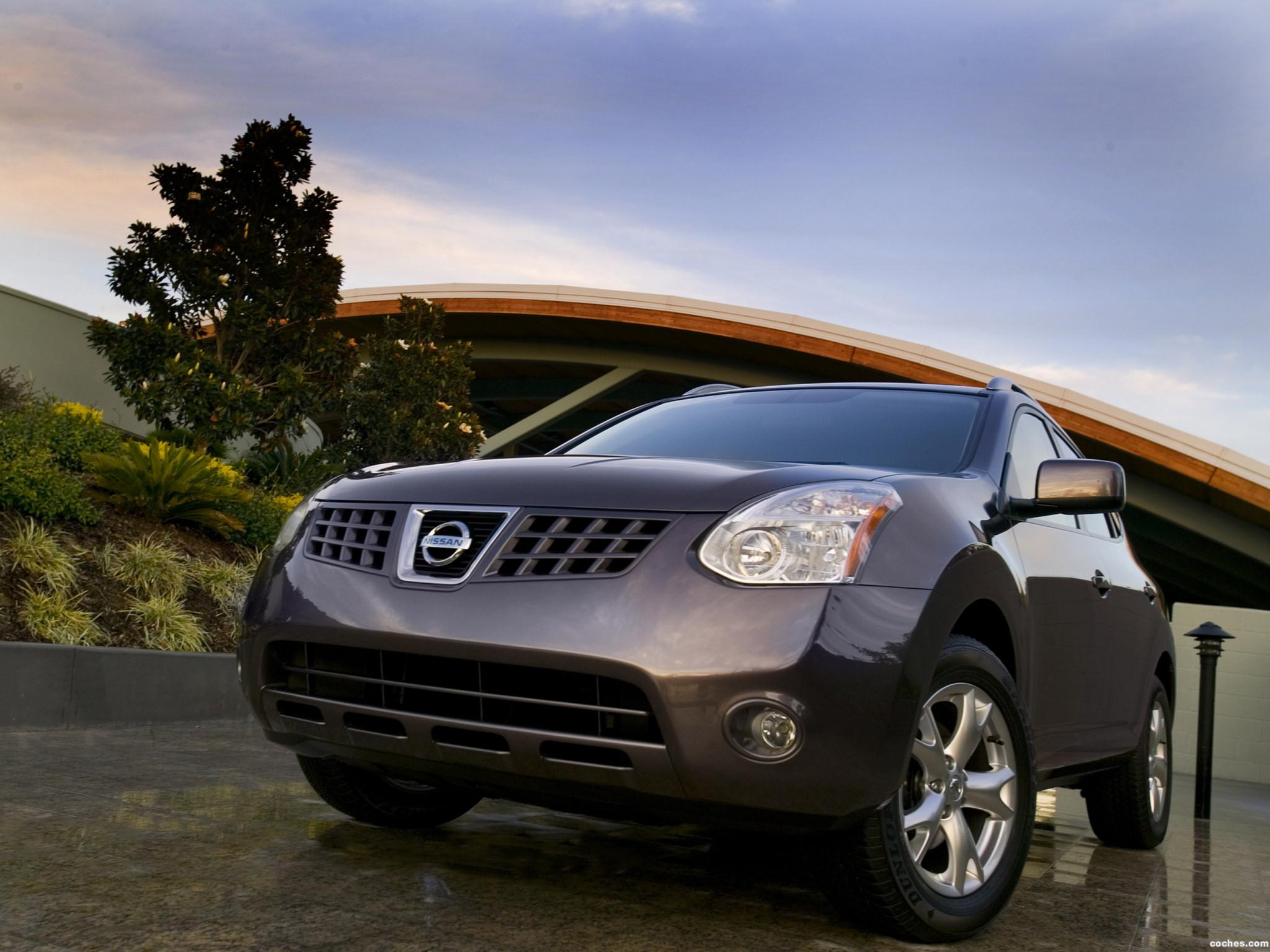 Foto 0 de Nissan Rogue USA 2007