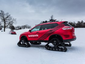 Ver foto 2 de Nissan Rogue Winter Warrior Concept 2016