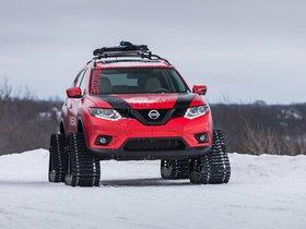 Ver foto 1 de Nissan Rogue Winter Warrior Concept 2016